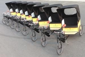 Rickshaw fleet